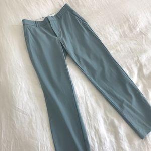 Theyskens Theory straight leg trousers